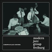 Modern Jazz Group Freiburg: European Jazz Sounds