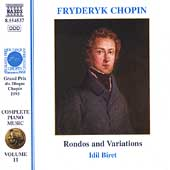 Chopin: Complete Piano Music Vol 11 / Idil Biret