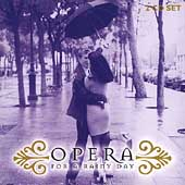 Opera For a Rainy Day
