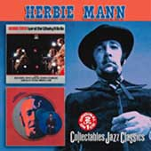 Herbie Mann: Live at the Whisky A Go Go/Mississippi Gambler