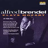 Alfred Brendel Plays Mozart with Walter Klien & the Hungarian Quartet members