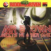 Various Artists: Riddim Driven: Mr. Brown Meets Number One