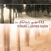 Vitamin String Quartet: The String Quartet Tribute to James Taylor