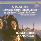 Vivaldi: Famous Chamber Concertos / Il Giardino Armonico