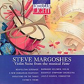 American Light - Margoshes: Violin Suite (from