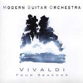 Vivaldi: Four Seasons / Modern Guitar Orchestra