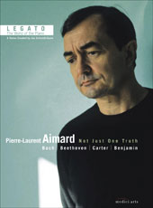 Not Just One Truth - Pierre-Laurent Aimard / Bach, Carter, Benjamin, Beethoven [DVD]