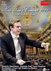 New Year's Concert 2011 from Teatro La Fenice [DVD]