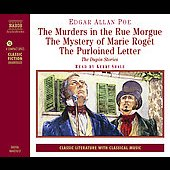 Kerry Shale: Murders in the Rue Morgue/Mystery of Mar