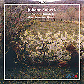 Sobeck: 3 Wind Quintets / Albert Schweitzer Quintett