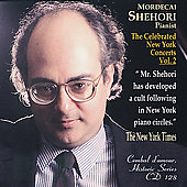 The Celebrated New York Concerts Vol 2 / Shehori