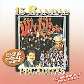 Various Artists: 15 Bandas Pegaditas