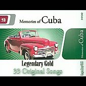 All Star Cuban Band/Los Gardenias: Legendary Gold: Memories of Cuba [Box]