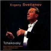 Svetlanov conducts Tchaikovsky - Symphony no 2 in C minor, Op. 17, etc / Russian State Academic SO