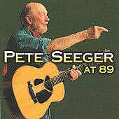 Pete Seeger (Folk Singer): At 89
