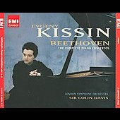 Beethoven: Complete Piano Concertos / Kissin, Davis, London SO