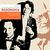 Bolcom: Ragomania, Commedia;  Fischer / Lancaster Festival Orchestra