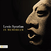 Spratlan: In memoriam, Streaming / Spratlan, Valley Festival Orchestra, et al