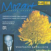 Mozart: Symphonies no 35 and 41 / Sawallisch, et al