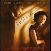 Alexandre Desplat: Lust, Caution: Original Motion Picture Soundtrack