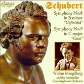 Schubert: Symphony in Bm No8, D759; Symphony in C No9, D944