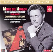 First London Records of Pagliacci & Cavalleria Rusticana