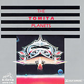 Holst: The Planets / Isao Tomita