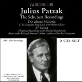 The Schubert Recordings