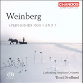 Weinberg: Symphonies Nos. 1 & 7