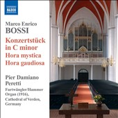 Marco Enrico Bossi: Organ Works