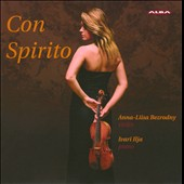 Con Spirito: Works for Violin & Piano