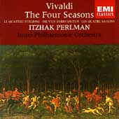 Vivaldi: The Four Seasons / Perlman, Israel Philharmonic
