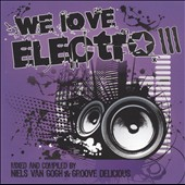 Various Artists: We Love Electro, Vol. 3