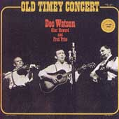 Doc Watson: Old-Timey Concert