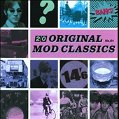 Various Artists: 20 Original Mod Classics [Spectrum]