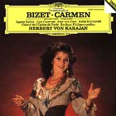 Bizet: Carmen - Highlights / Karajan, Baltsa, Carreras