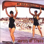 Mates of State: My Solo Project