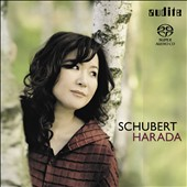 Schubert: Wanderer Fantasy; Piano Sonata D. 960 / Hideyo Harada, piano