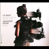 J.S. Bach: Sonates & Partitas for Violin BWV 1001-1006 / Amandine Beyer, violin