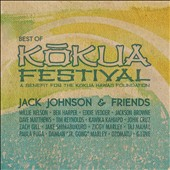 Jack Johnson: Jack Johnson & Friends: The Best of Kokua Festival [Digipak]