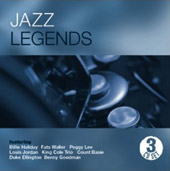 Various Artists: Jazz Legends [Triple Choice]