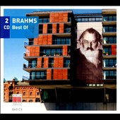 Best of Brahms / Rosemarie Lang, mezzo-soprano; Theo Adam, bass; Peter R&ouml;sel, piano