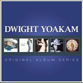 Dwight Yoakam: Original Album Series [Slipcase]
