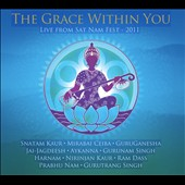 Various Artists: The  Grace Within You: Live From Sat Nam Fest 2011