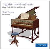 English Harpsicord Music