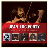 Jean-Luc Ponty: Original Album Series [Slipcase]