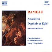 Rameau: Orchestral Suites Vol 2 / Térey-Smith