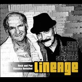 David Liebman/Michael Stephans: Lineage [Digipak] *