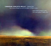 Canadian Concerto Project, Vol. 1 - Concertos for wind & brass by Lussier, Occhipinti; Buhr / Group of Twenty-Seven