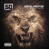50 Cent: Animal Ambition: An Untamed Desire to Win [CD/DVD] [Clean] [PA] [Digipak]